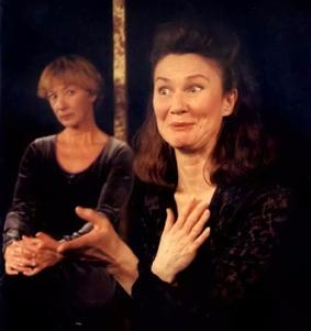 Anna Pluck Söderling Pigornas Kurt Folkteatern i Göteborg Folkteatern Besöker